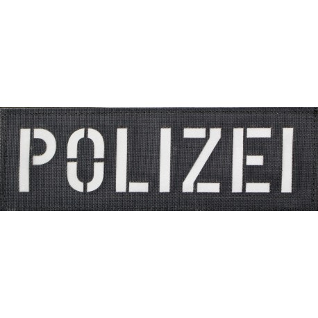 Police Patch large