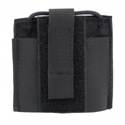 Velcro pistol holder