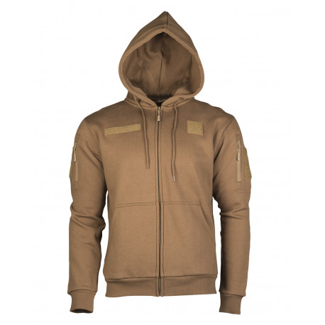 DARK COYOTE TACTICAL HOODIE