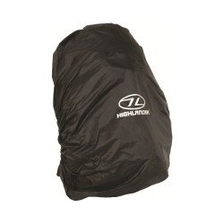 RUCKSACK COVER BLACK-SMALL