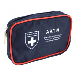 First Aid AKTIV First Aid Bag , blue/red