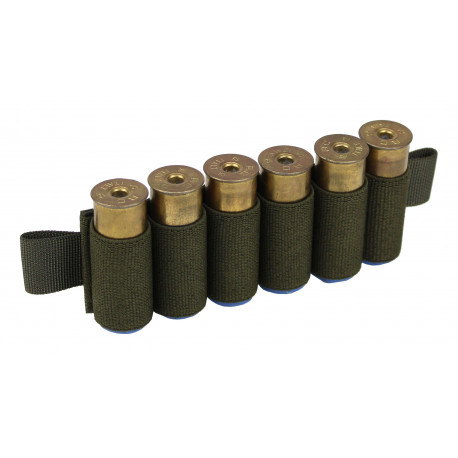 Shotgun shell holder 6 compartment