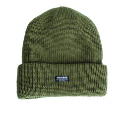 KNITTED BEANIE THINSULATE TM OLIVE
