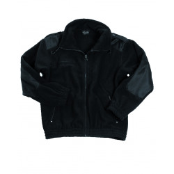 COLD PROTECTION JACKET FLEECE BLACK
