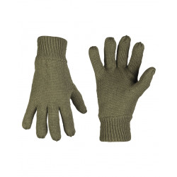 GANTS DE DOIGTS PAN THINSULATE TM OLIVE