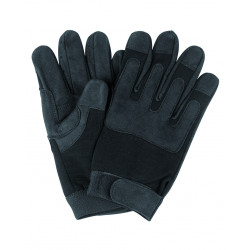 GUANTES ARMY Negro