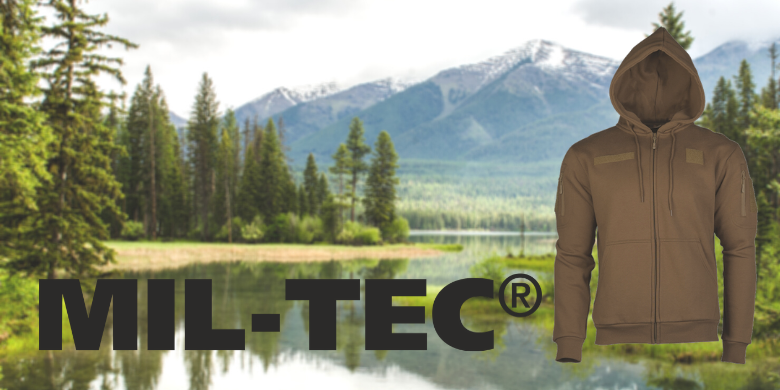 Tactical Outdoor Clothing by Mil-Tec